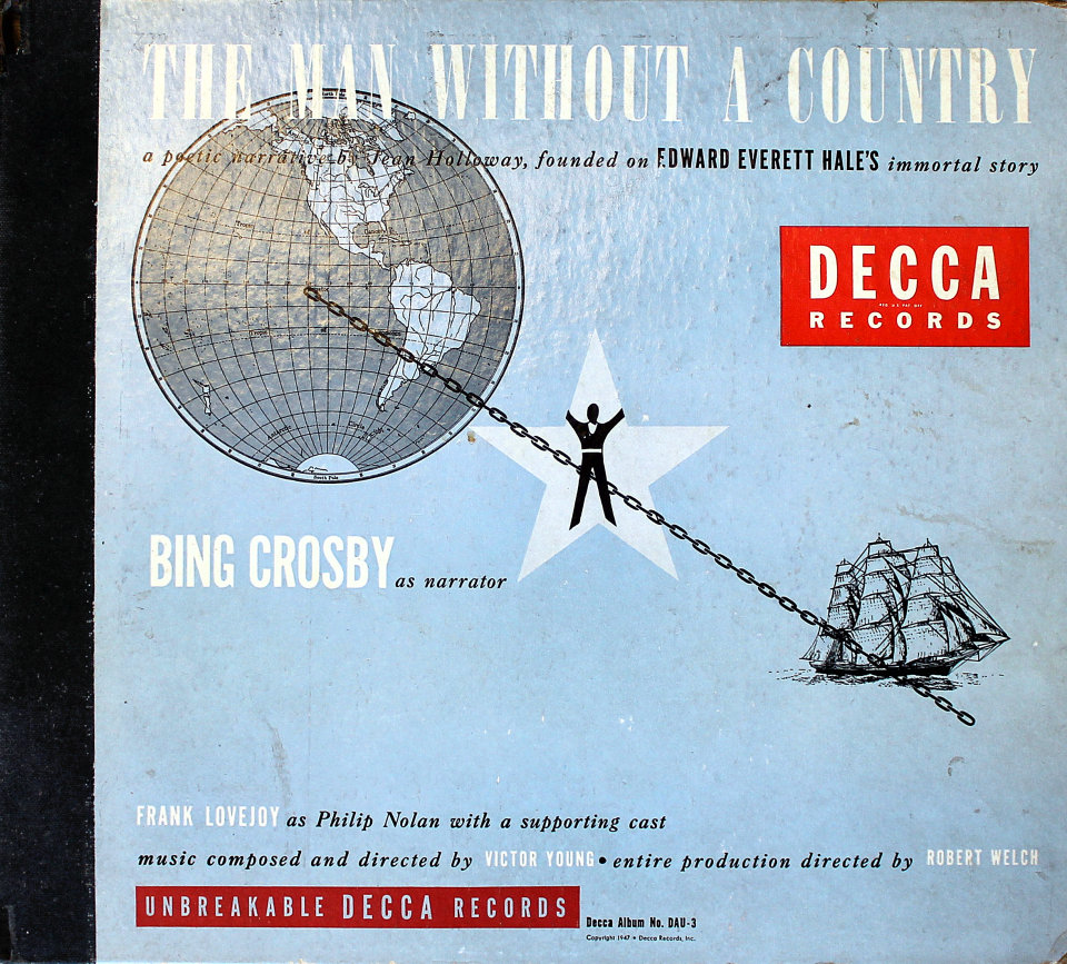 """A Man Without A Country Vinyl 12"""" (Used)"""