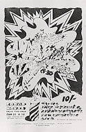 A Million Volt Rave Handbill