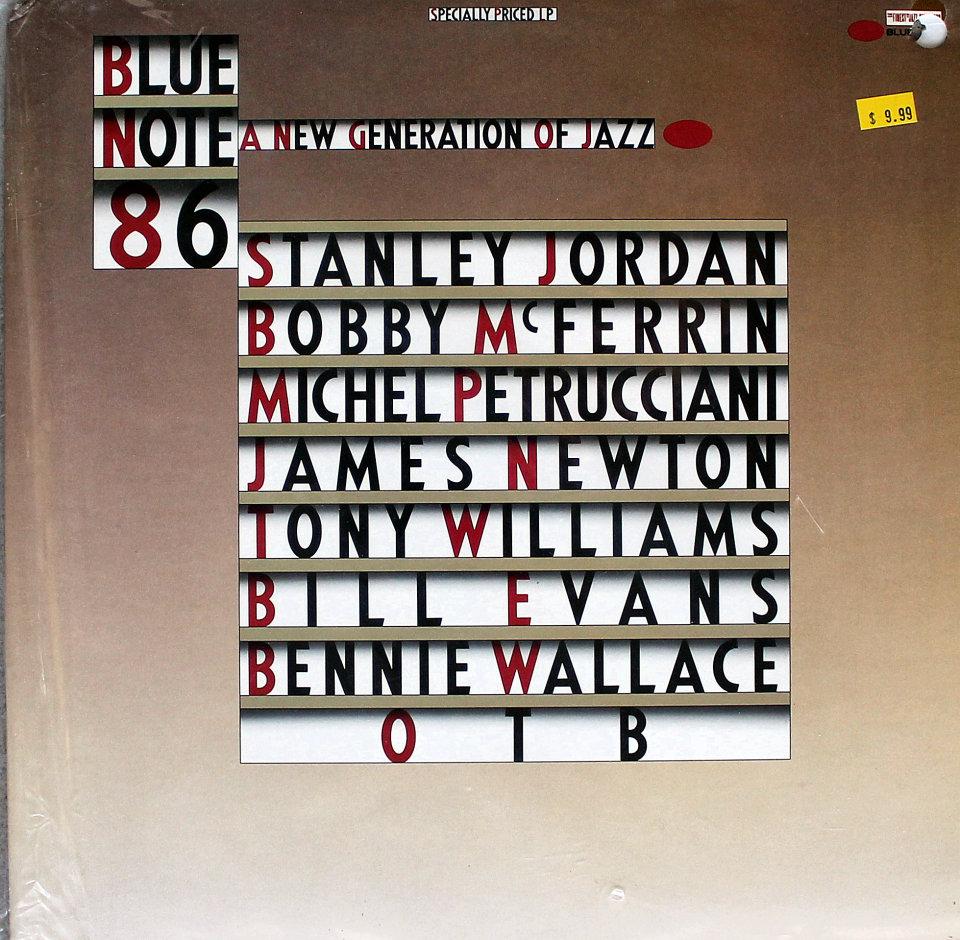 "A New Generation Of Jazz Vinyl 12"" (Used)"