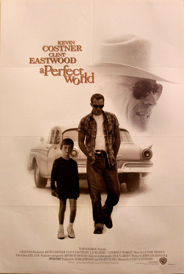 A Perfect World Poster