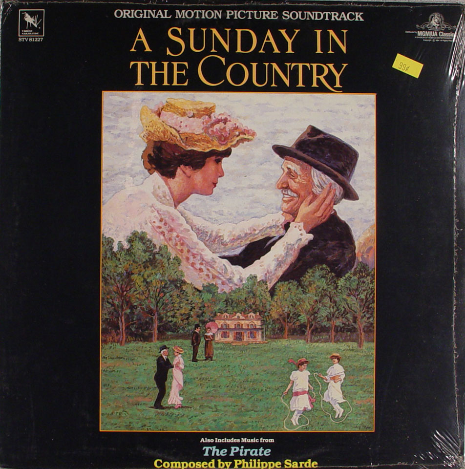 """A Sunday In the Country Vinyl 12"""" (New)"""