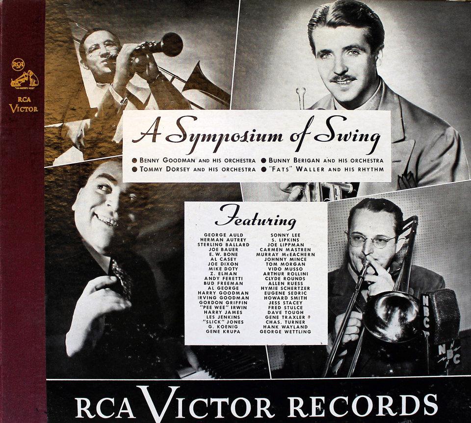 "A Symposium Of Swing Vinyl 12"" (Used)"