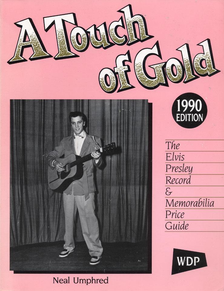 A Touch of Gold: Elvis Price Guide