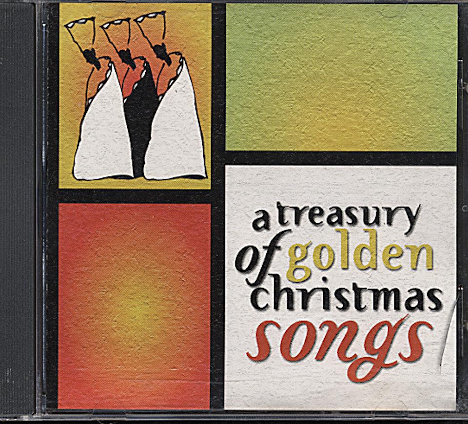 A Treasury of Golden Christmas Songs CD
