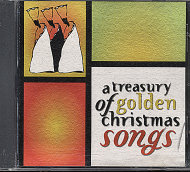 A Treasury of Golden Christmas Songs CD