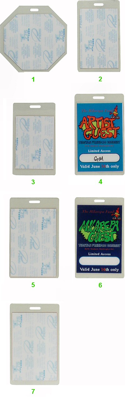 A Tribe Called Quest Laminate reverse side