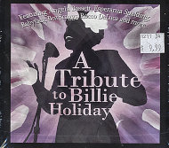 A Tribute To BIllie Holiday CD