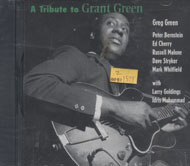 A Tribute to Grant Green CD