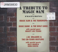 A Tribute to Magic Sam CD