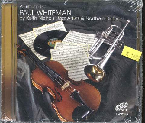 A Tribute to Paul Whiteman CD