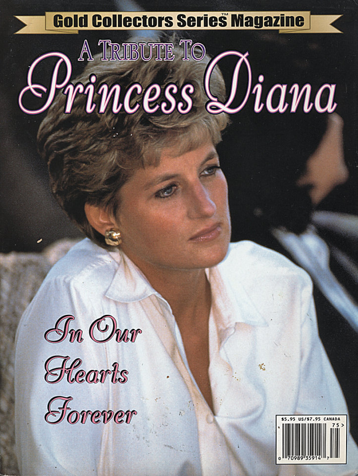 A Tribute to Princess Diana