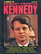 A Tribute to Robert Francis Kennedy Magazine