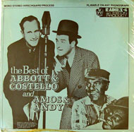 "Abbott and Costello Vinyl 12"" (New)"