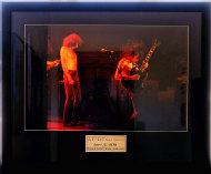 AC/DC Vintage Print