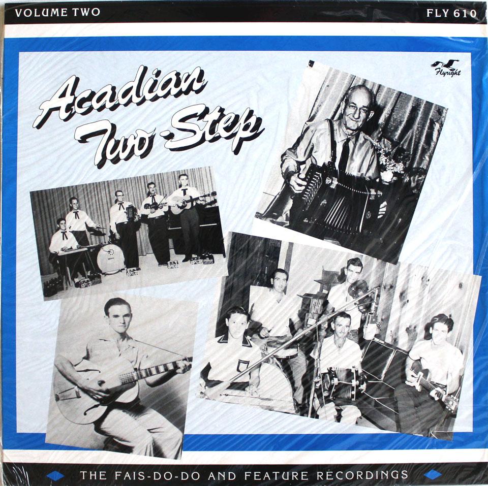 "Acadian Two-Step Vinyl 12"" (New)"
