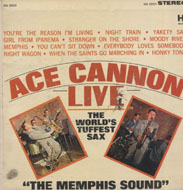 "Ace Cannon Vinyl 7"" (Used)"