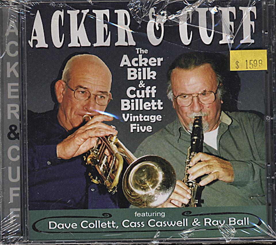 Acker & Cuff CD