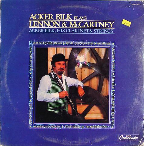 """Acker Bilk Vinyl 12"""" (New)"""