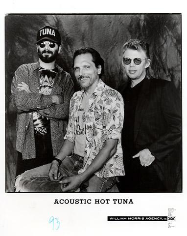 Acoustic Hot Tuna Promo Print