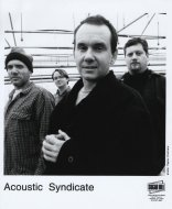 Acoustic Syndicate Promo Print