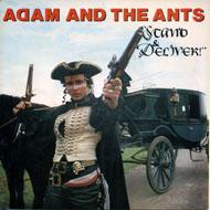 """Adam & the Ants Vinyl 7"""" (Used)"""