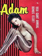 Adam Annual 1958 Magazine