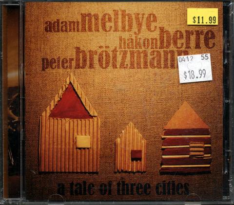 Adam Melbye CD