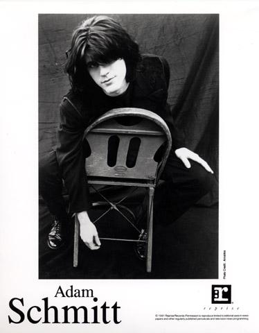 Adam Schmitt Promo Print