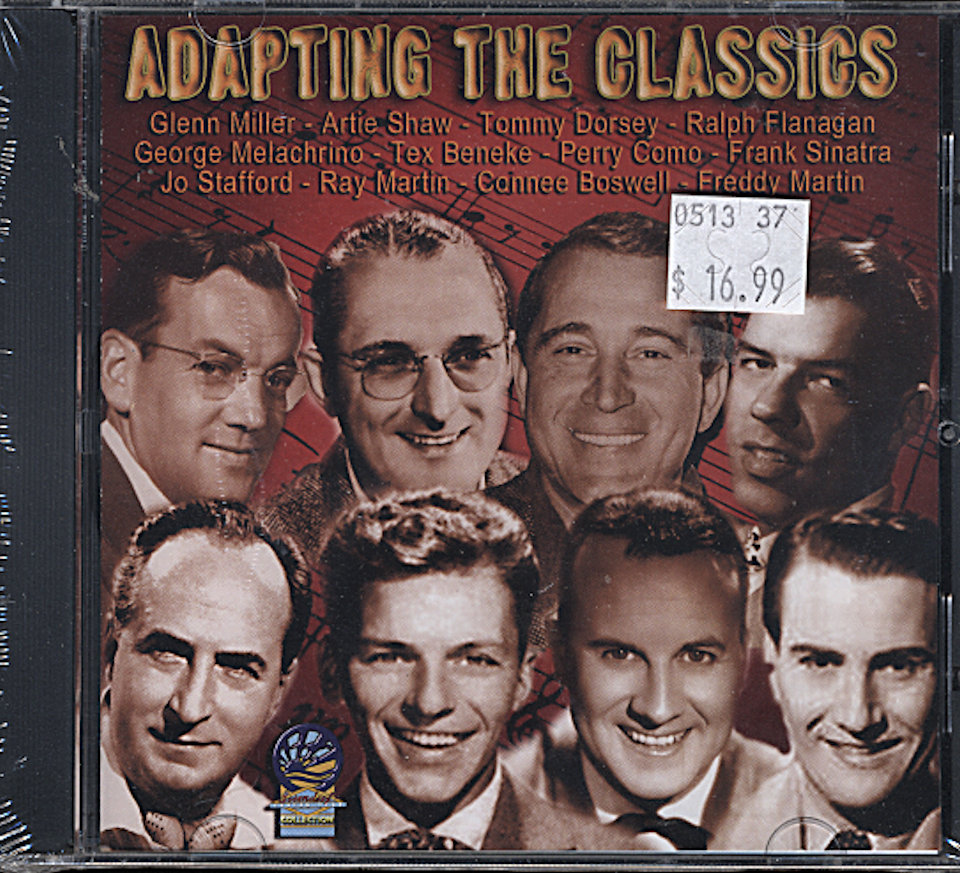 Adapting The Classics CD