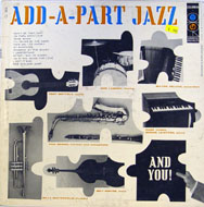 "Add-A-Part Jazz Vinyl 12"" (Used)"