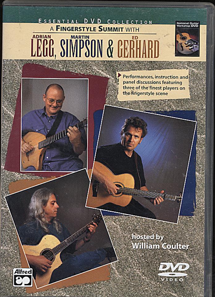 Adrian Legg / Martin Simpson / Ed Gerhard DVD
