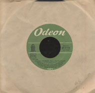 "Adriano & His Accordion Vinyl 7"" (Used)"