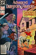 Advanced Dungeons & Dragons Comic Book