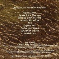 Adventure CD