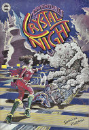 Adventures of Crystal Night Comic Book