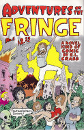 Adventures on the Fringe No. 1 Comic Book