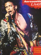 Aerosmith Live! Book
