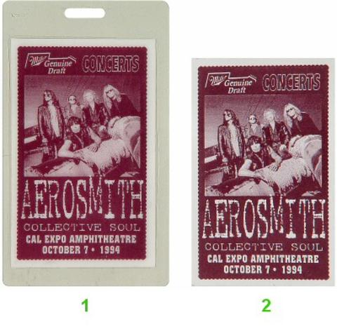 Aerosmith Laminate