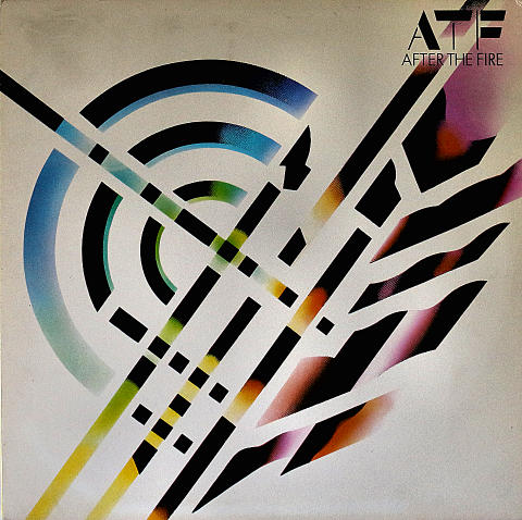 """After the Fire Vinyl 12"""" (Used)"""