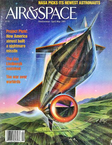 Air & Space Vol. 5 No. 1 Magazine