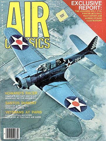 Air Classics Vol. 12 No. 3 Magazine