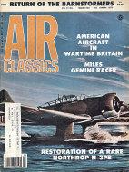 Air Classics Vol. 17 No. 3 Magazine