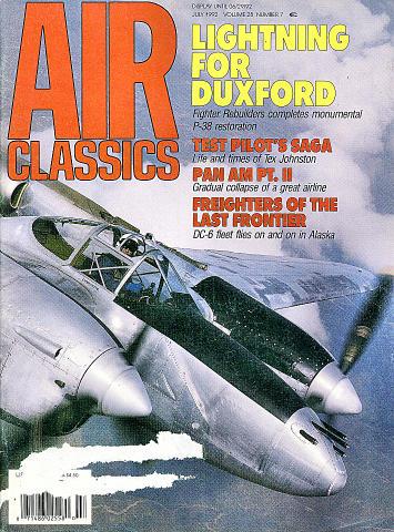 Air Classics Vol. 28 No. 7 Magazine