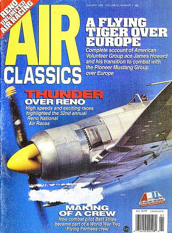 Air Classics Vol. 32 No. 1 Magazine