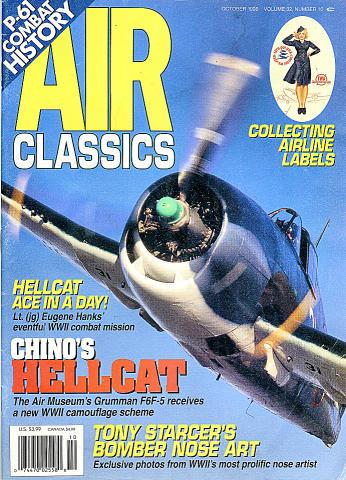Air Classics Vol. 32 No. 10 Magazine