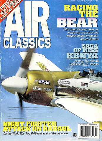 Air Classics Vol. 32 No. 7 Magazine