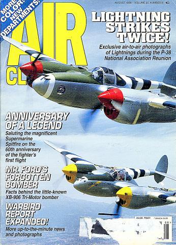 Air Classics Vol. 32 No. 8 Magazine
