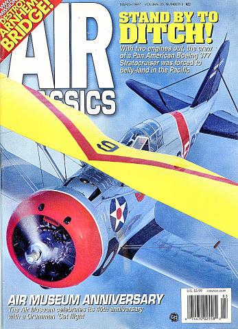 Air Classics Vol. 33 No. 3 Magazine