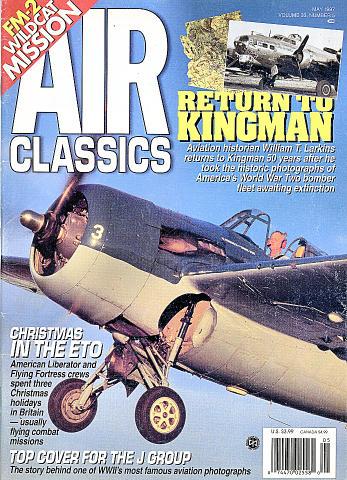 Air Classics Vol. 33 No. 5 Magazine