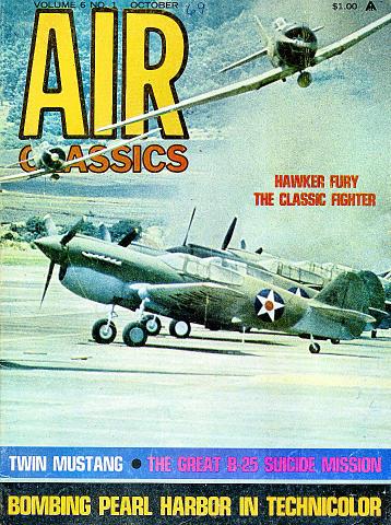 Air Classics Vol. 6 No. 1 Magazine